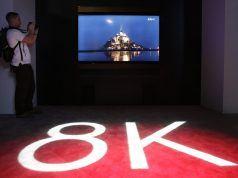 Dünyanın ilk 8K uydu TV yayını Japonya'da gerçekleştirildi