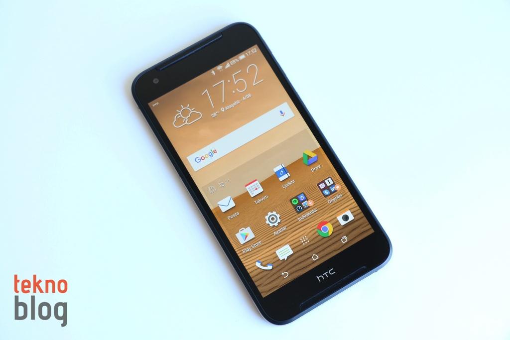 HTC 816: ayrıntılı inceleme