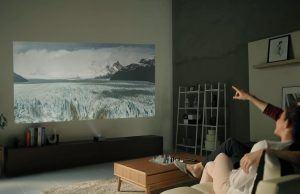 lg projektör