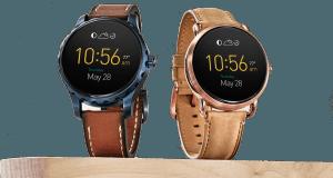 Fossil Q akıllı saatler Snapdragon Wear 2100 işlemciyle geliyor