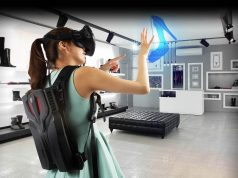 MSI VR One taşınabilir sanal gerçeklik bilgisayarı tanıtıldı