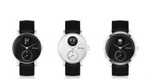 Withings Steel HR hareket takip saati IFA 2016'da tanıtıldı