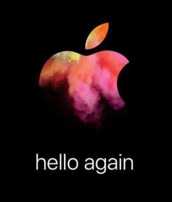 apple ekim etkinliği