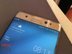 Benchmark testi Galaxy Note 8'in Android O olmadan geleceğini gösteriyor
