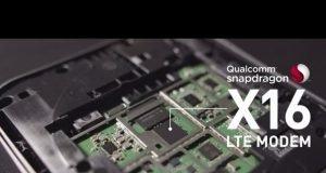 Qualcomm Snapdragon X16 ile gigabit LTE teknolojisinin kapısını aralıyor