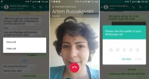 WhatsApp görüntülü arama özelliği Android'de yeniden test ediliyor