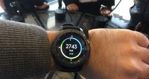 Samsung Gear S3, S2 ve Fit2 için iPhone uygulamasının eli kulağında