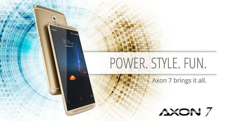 zte axon 7 enhanced