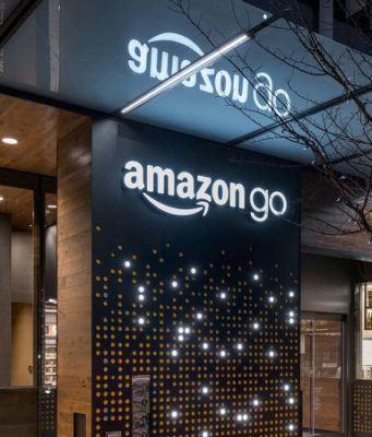Amazon Go kasasız marketlerin sayısının 3 bine çıkması planlanıyor