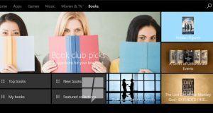 Microsoft Windows 10'a e-kitap mağazası eklemeye hazırlanıyor