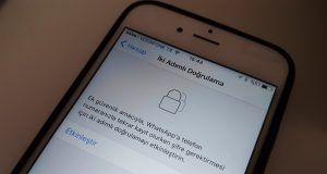 WhatsApp iki adımlı doğrulama özelliğini tüm kullanıcılar için sundu
