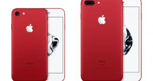 kırmızı iphone 7