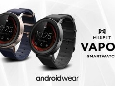 Misfit Vapor Android Wear 2.0 yüklü olarak raflardaki yerini alacak