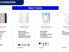 Samsung Galaxy S8 aksesuarları ve fiyatları internete sızdı