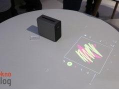 Sony Xperia Touch Ön İnceleme