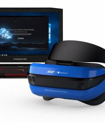 Acer'dan ultra ince dizüstü, ayrılabilir formda ve hepsi bir arada bilgisayarlar