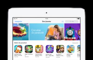 App Store'dan 23 Nisan için çocuklara özel uygulama katalogu