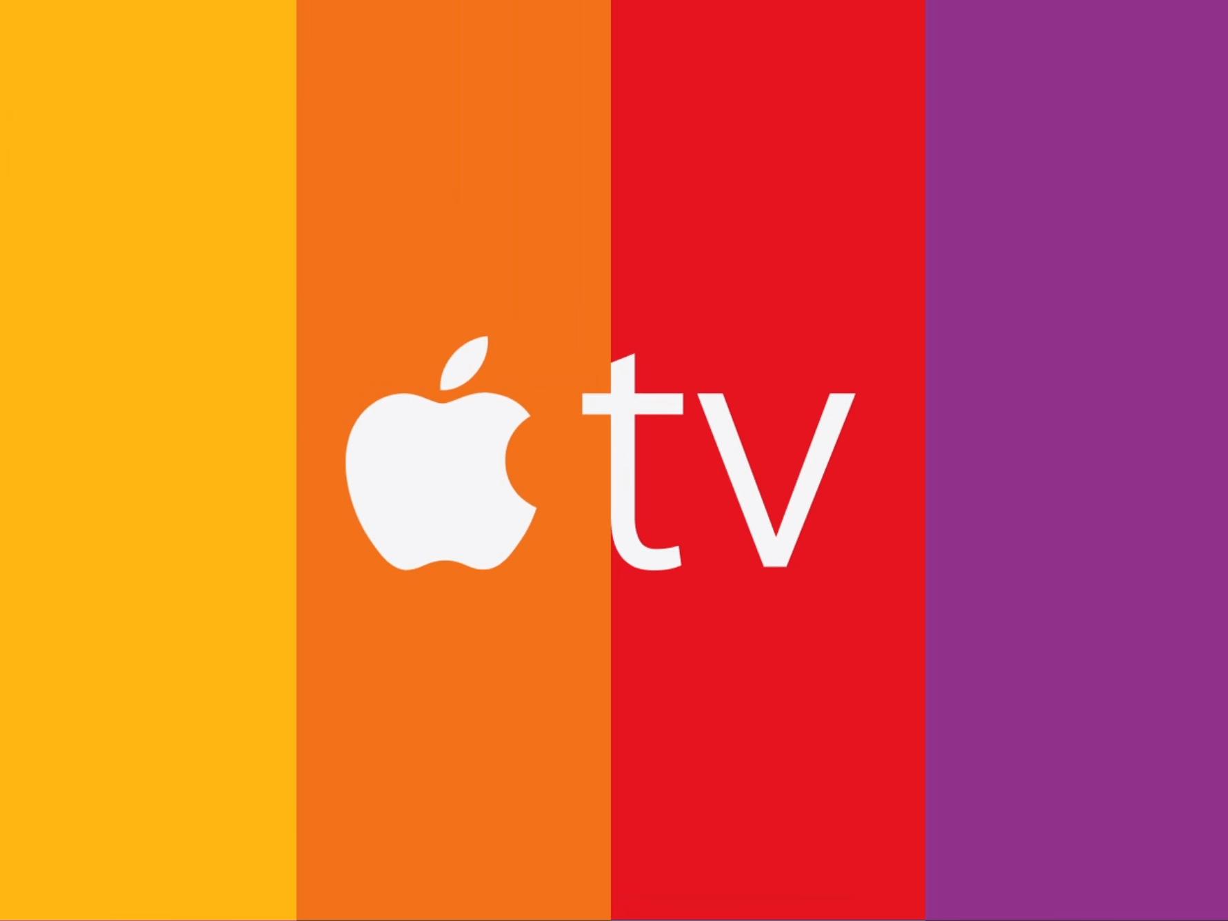 apple orijinal tv