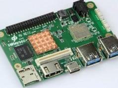 Huawei HiKey 960 Raspberry Pi'ye üst sınıf alternatif oluyor