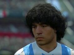 Maradona PES 2017 nedeniyle Konami'ye dava açabilir