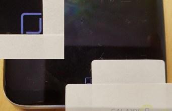 Samsung Galaxy S8'in sanal ana ekran düğmesi hareket ediyor