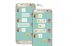 Samsung Wemogee ile kelimeleri emojiye dönüştürüyor