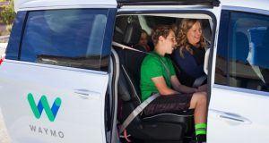 Waymo sürücüsüz taksi servisini Avrupa'ya taşımak istiyor