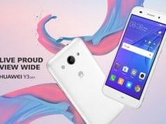 Huawei Y3 2017 tanıtıldı: 5 inç ekran ve iki farklı işlemci seçeneği