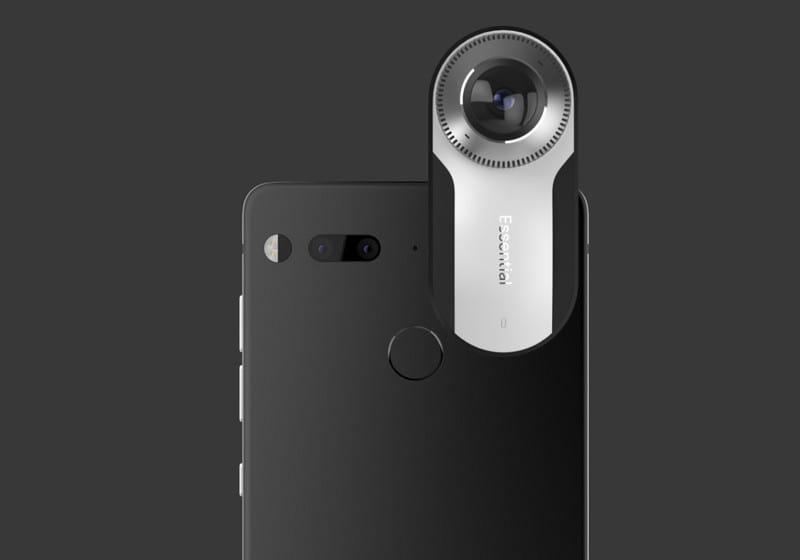 essential 360 derece kamera