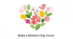Google Fotoğraflar Anneler Günü için özel videolar oluşturacak