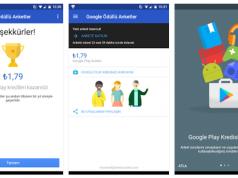Google Ödüllü Anketler uygulaması Türkiye'de de çalışmaya başladı