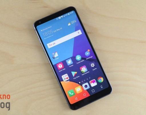 LG G7 Qualcomm Snapdragon 845 işlemciyle gelebilir