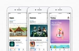 """""""Bunun için bir uygulama var"""": App Store 10 yaşında"""