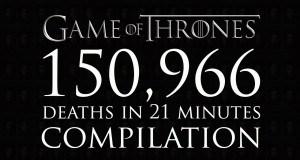 Game of Thrones'ta şimdiye kadar görülen tüm ölüm sahneleri bir arada – Video