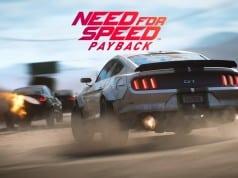 Need for Speed Payback'in oynanış videosu yayınlandı