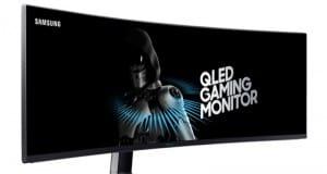 Samsung QLED monitörleriyle oyun keyfini zirveye çıkarmayı amaçlıyor
