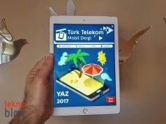 Türk Telekom Mobil Dergi'den yaza özel mobil cihaz tavsiyeleri