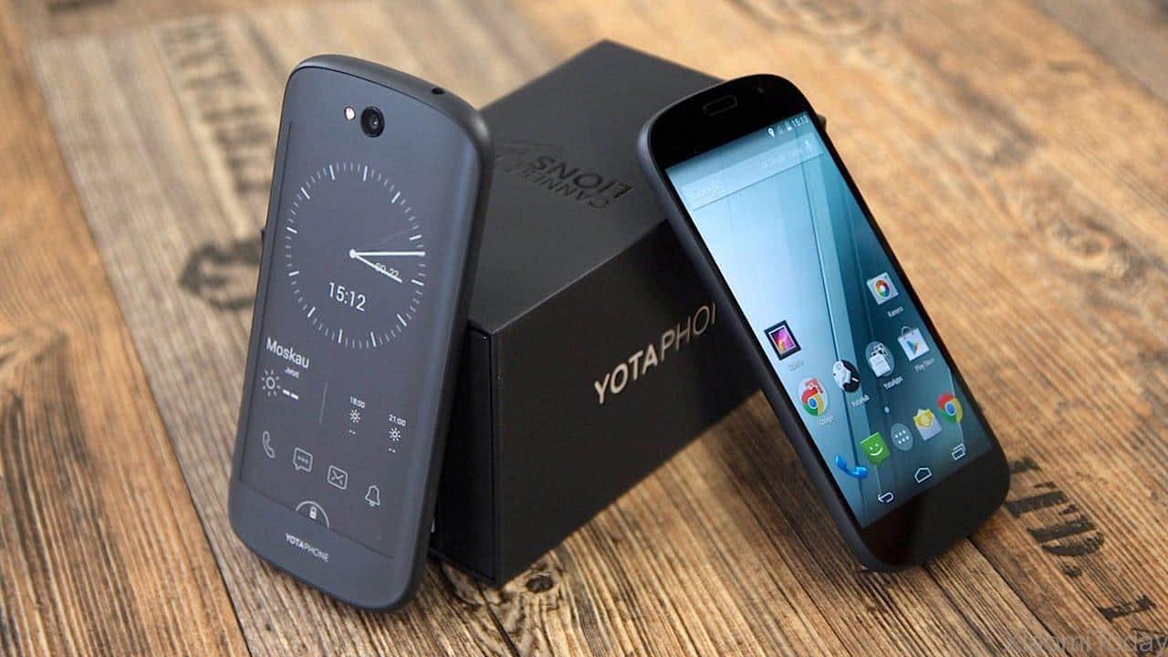 YotaPhone 3 Yıl Sonunda Satışa Çıkacak!