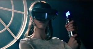 Lenovo Star Wars oyunları için AR başlığı geliştirdi