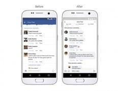Facebook Haber Kaynağı tasarımında küçük değişikler gerçekleştirdi