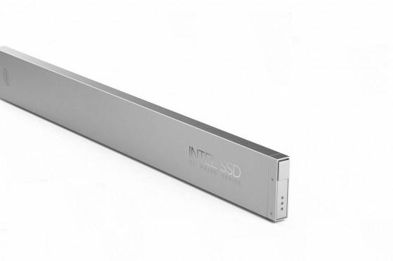 Intel Ruler SSD tasarımıyla 1 petabayt veriyi tek bir rafa sığdıracak