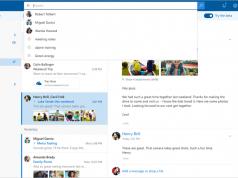 Microsoft Outlook.com'un yeni tasarımını beta olarak sunuyor