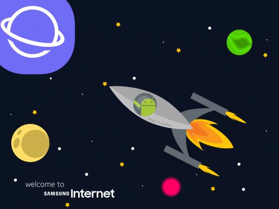 Samsung internet tarayıcısını diğer markaların Android cihazlarına da açtı