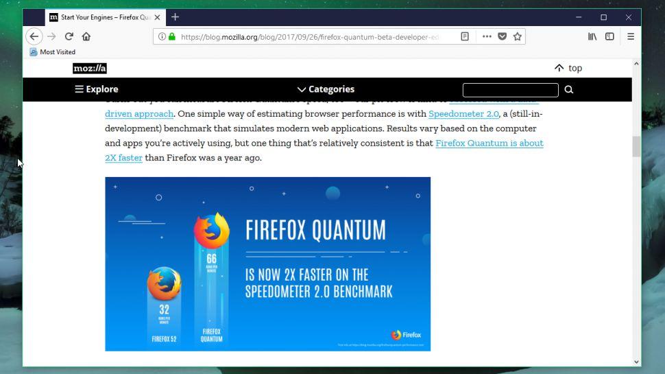 Firefox Quantum Beta Surumunu Hemen Simdi Indirebilirsiniz