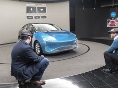 Ford otomobil tasarımında Microsoft HoloLens'ten yararlanıyor