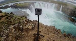 GoPro Fusion suya dayanıklı 360 derece kamerasını tanıttı
