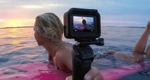 GoPro Hero 6 Black daha sağlam gövde ve 4K 60fps video yeteneğiyle geldi