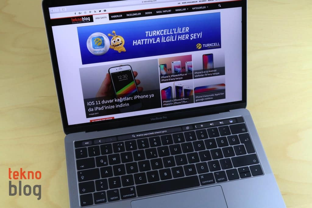 macbook pro 2017 inceleme