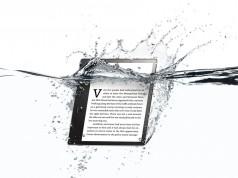 Amazon Kindle Oasis suya dayanıklı hâle geldi