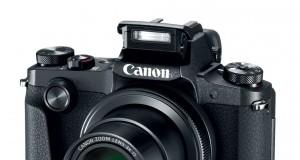 Canon G1X'i DSLR boyutlu sensör ile yeniledi